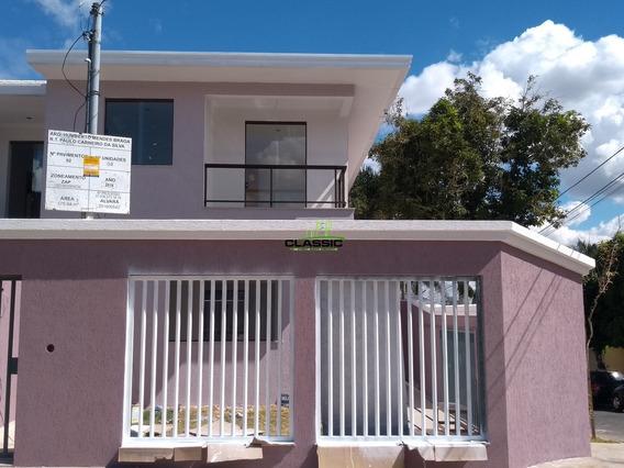 Casa Geminada Com 3 Quartos Para Comprar No Planalto Em Belo Horizonte/mg - 3211