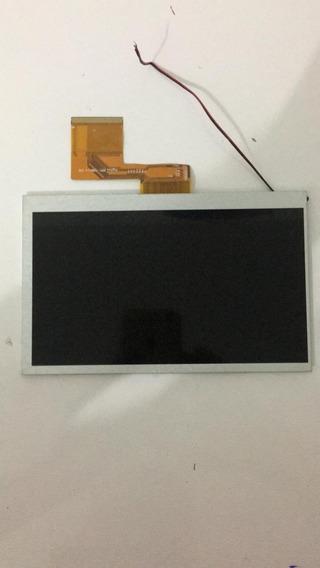 Lcd Tela Tablet Powerpack Pnd 7718