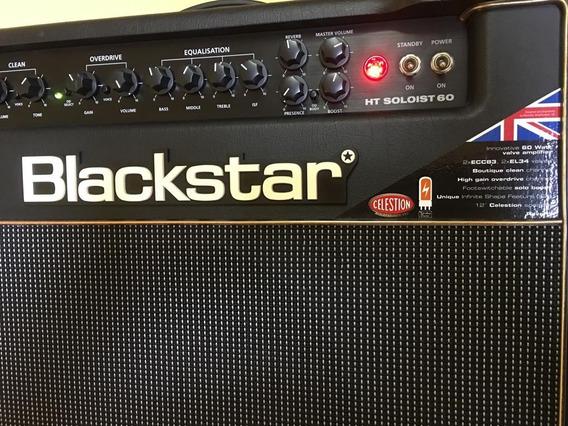 Blackstar Ht Solist 60 - Amplificador Valvulado - Revisado