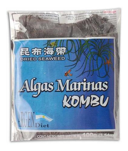 Alga Marina Kombu 100 G - Argendiet