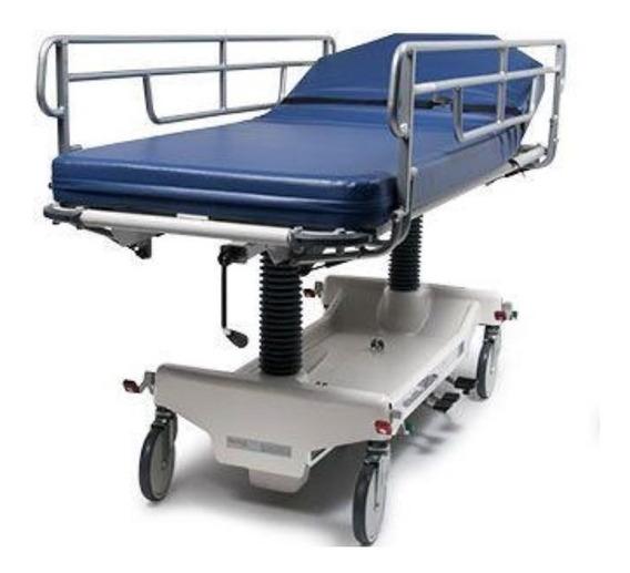 Cama Para Hospital / Traslado
