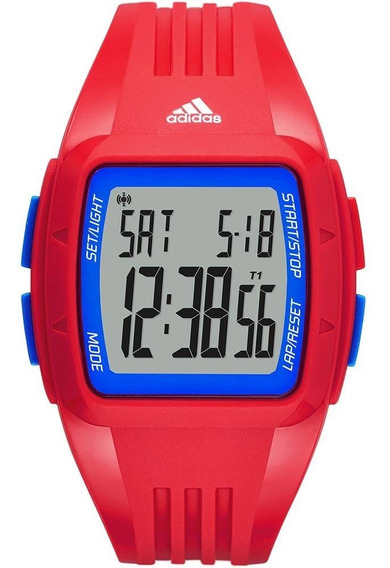 Relógio adidas Masculino Vermelho Esportivo Adp3271/8rn