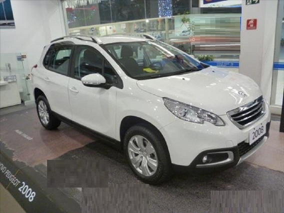 Peugeot 2008 1.6 16v Allure Flex Aut. 5p Completo 0km2019