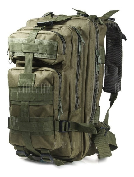 Mochila Tática Militar Assalt 30l Pronta Entrega Cores