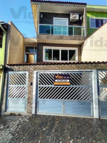 Casa Sobrado A Venda Em Jardim Das Flores  -  Osasco - 34372