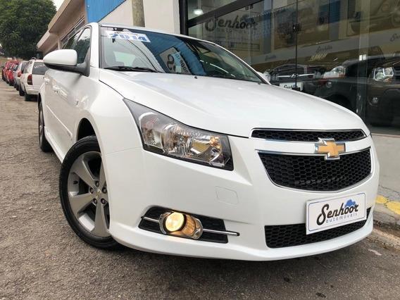 Chevrolet Cruze Sport6 1.8 Lt At Branco - 2014