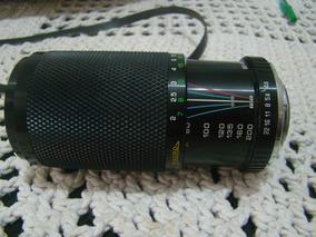 Objetiva Soligor 80-220mm