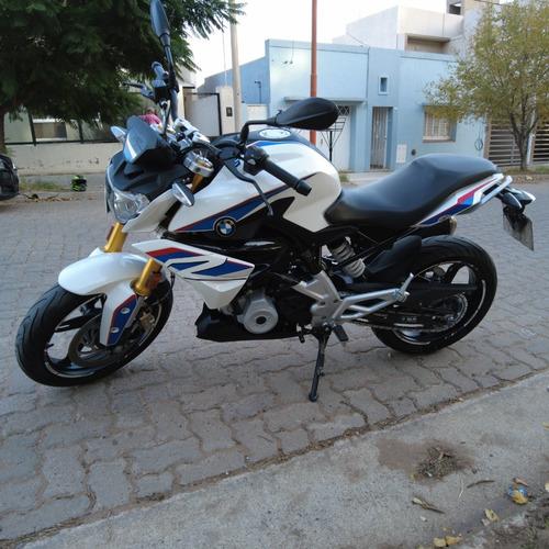 Bmw G310r / No Yamaha Mt 03 / No Ktm Duke 390