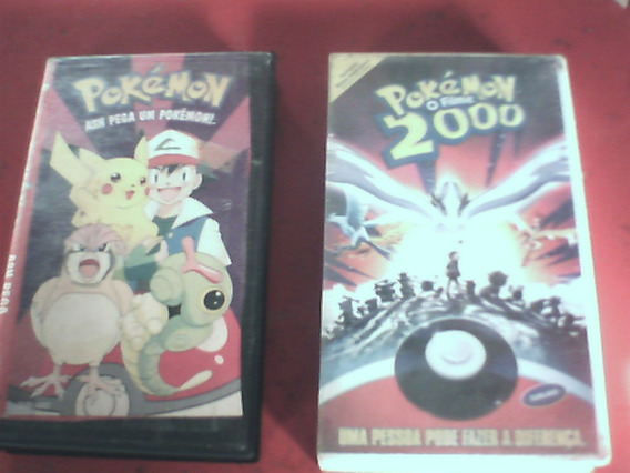 Pokemon Vhs