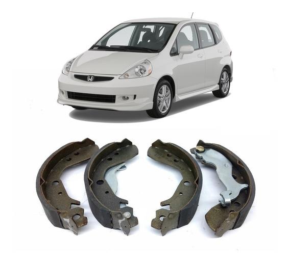 Sapata De Freio Honda Fit 2003 2004 2005 2006 2007 2008