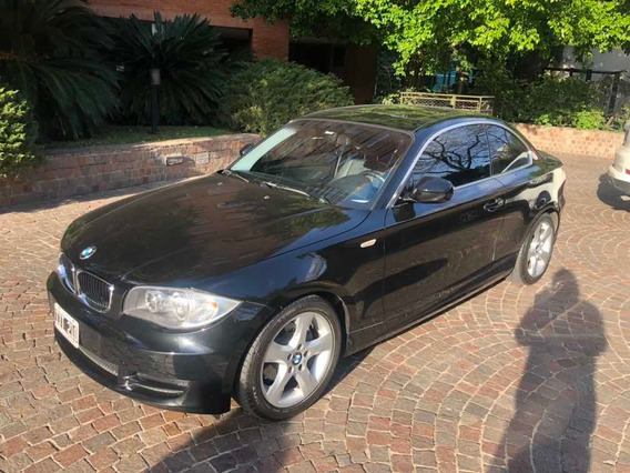 Bmw Serie 1 2.5 125i Coupe Sportive 2010 Mt