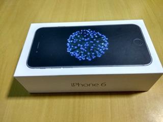 iPhone 6 - 64 Gb Cor Cinza Especial Pouco Uso Na Caixa