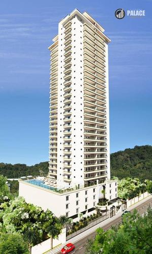 Apartamento Residencial À Venda, Canto Do Forte, Praia Grande - . - Ap2734