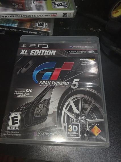 Gran Turismo 5 Xl Edition Ps3