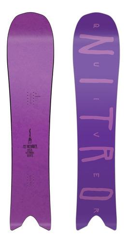 Tabla Snowboard Nitro Treehugger 149