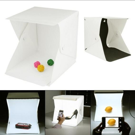 Mini Estudio Fotografico - Caja De Luz - Fotografía