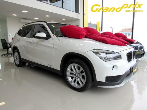 Bmw X1 2.0 16v Turbo Activeflex Sdrive20i 4p Automática 20