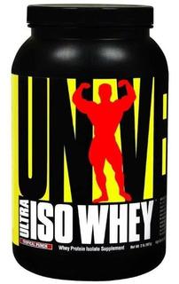 Ultra Iso Whey - Universal Nutrition - 907g | 100% Isolada