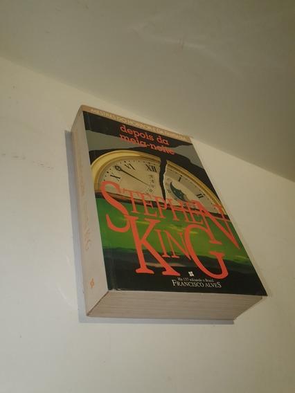 Depois Da Meia Noite - Stephen King - 12x Sem Juros