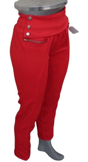 Pantalon Modelador Leggins Stretch Jackard Y Tallas Extra