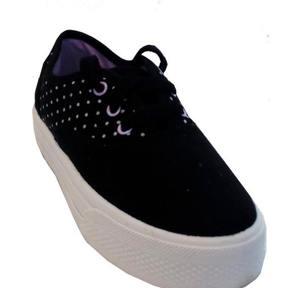 Zapatillas Pancha Infantil Pampero Modelo Marian