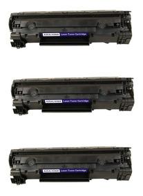 Kit C/3 Toner Universal 435/436/285a//