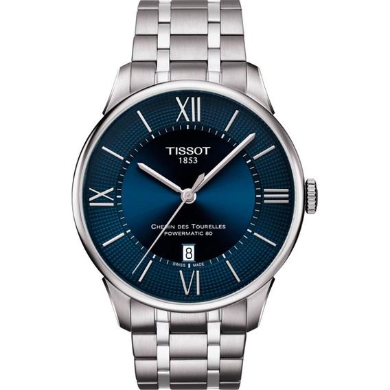 Reloj Tissot Chemin Des Tourelles Powermatic T0994071104800