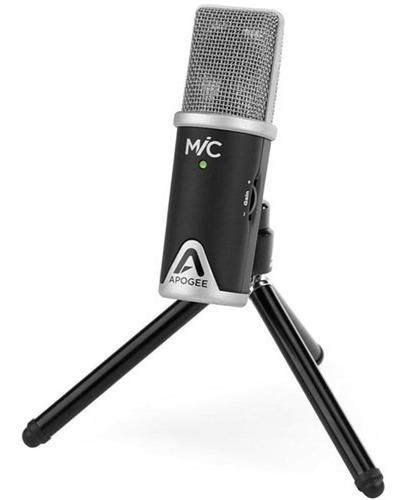 Apogee Mic 96k Microfone Ios Android Usb