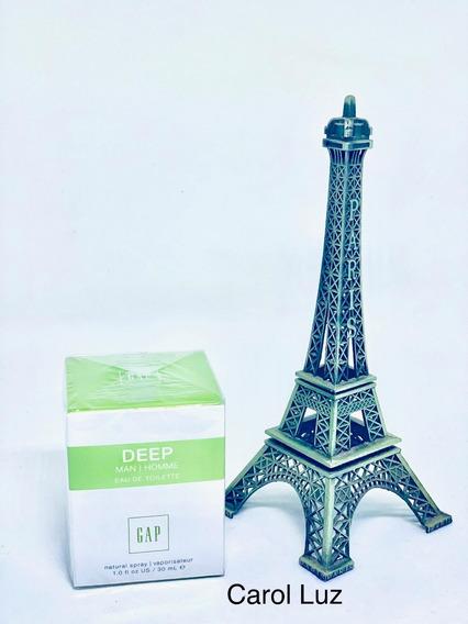 Gap Perfume Masculino Deep Edt 30ml Original