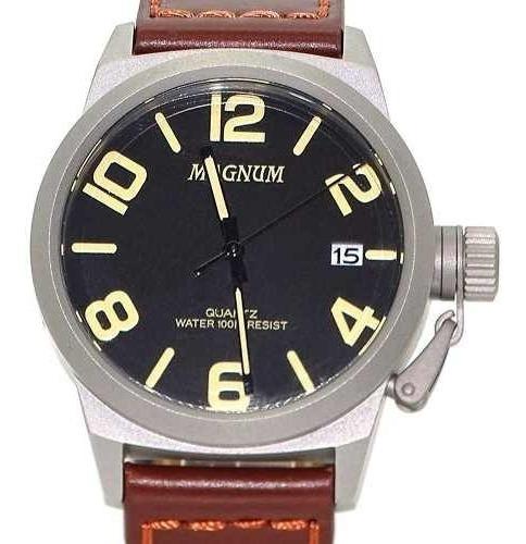 Relógio Maculino Magnum Military Ma33433x Original Esportivo