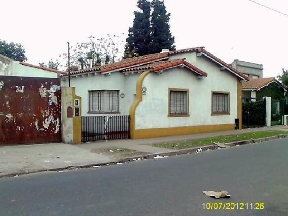 Lote Y Casa Sobre Lote De 13x43 En Alquiler En San Justo