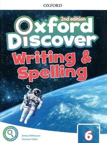 Oxford Discover (2/ed.) 6 - Writing & Spelling - Barbara, Vi