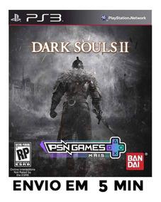 Dark Souls 2 Ps3 Psn Envio Imediato