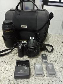 Maquina Fotografica Nikon D5000