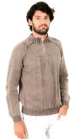 Lançamento Blusa Tricô Estonado Itália 100% Algodão 7169