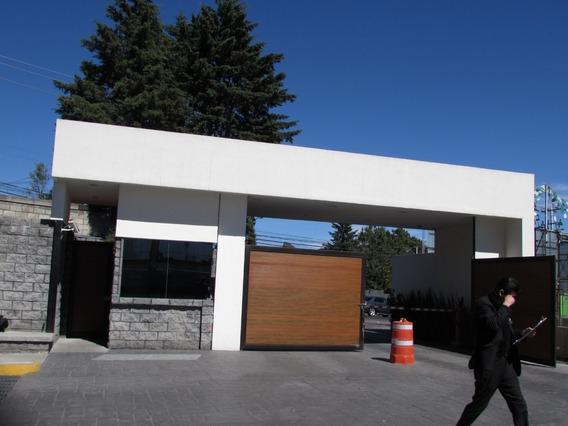 Departamento Renta Stampa Residencial Contadero Cuajimalpa