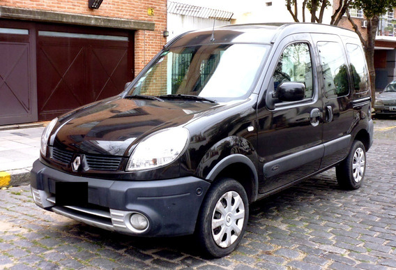Renault Kangoo 1.6 Full C/gnc Impecable - Permuto