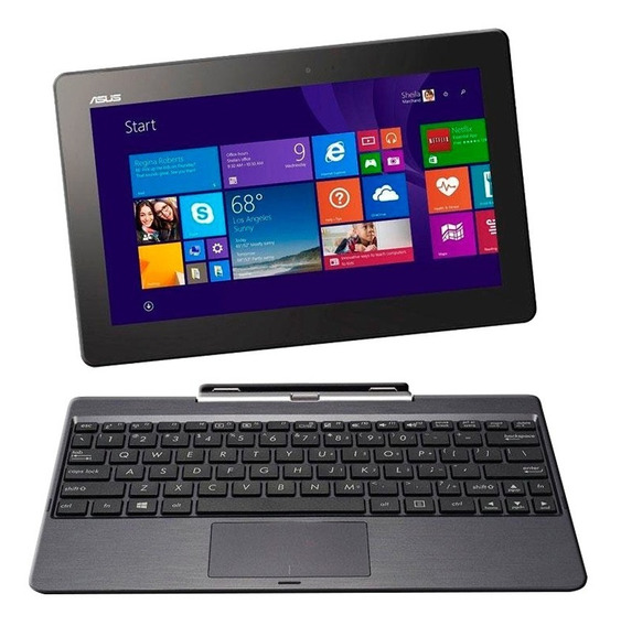 Tablet Laptop Asus Transformer Atom 2gb 64gb Refurbish Bagc