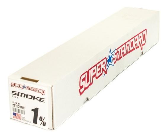 Protec Papel Ahumado Super Standard 1% Oscuro 60mt X 50cm
