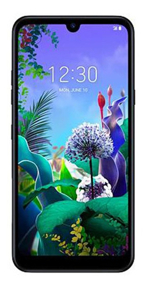 Smartphone Lg Q60 64gb 3gb Octa Core 6.26? Hd+ - Negro