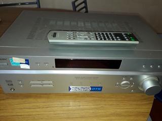 Sintoamplificador Sony Str-k660p C/remoto Sin Parlantes.