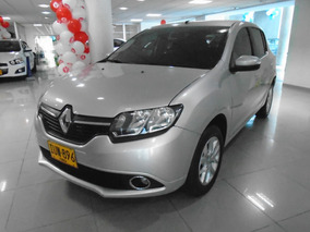 Renault Sandero Dynamique At 1600 Cc Aa 2ab 2 Abs