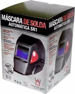 Mascara De Solda Automatica Sr1 S/ Regulagem - V8