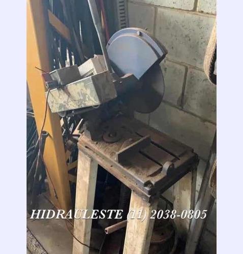 Imagem 1 de 3 de Policorte/ Máquina Cortadora De Ferro