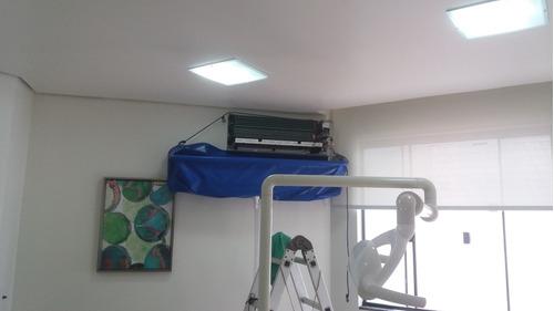 Imagem 1 de 4 de Higienização De Ar Condicionado No Local, Com Laudo.
