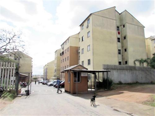 Apartamento À Venda, 38 M² Por R$ 130.000,00 - Mário Quintana - Porto Alegre/rs - Ap0028