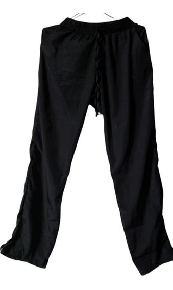 Pantalones De Seda Lisos, Talle S/m Y , L/xl,