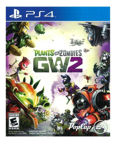 Imagen 1 de 4 de Plants vs. Zombies: Garden Warfare 2 Standard Edition Electronic Arts PS4 Físico