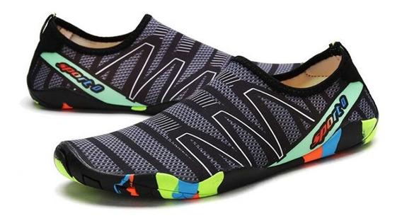 Zapatos De Agua Unisex Secado Rápido Para Deportes Acuáticos