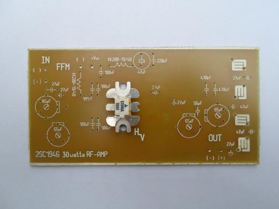Transistor 2sc1946a Original Fm + Placa Lisa Grátis